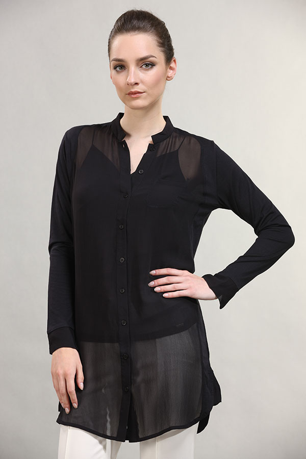 black-lace-silk-transluscent-cardigan
