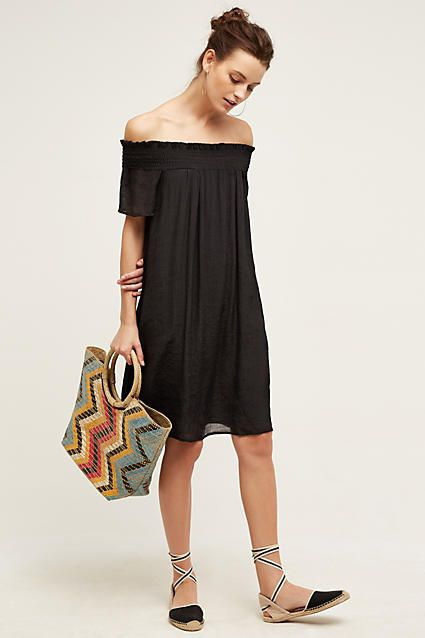 Praslin Off-The-Shoulder Dress