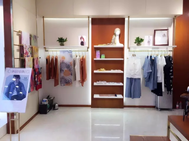 Springair-textile-group-cashmere-yarn-and-apparel-wuhan-boutique-store-opening (3)