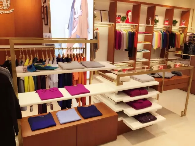 Springair-textile-group-cashmere-yarn-and-apparel-wuhan-boutique-store-opening (7)